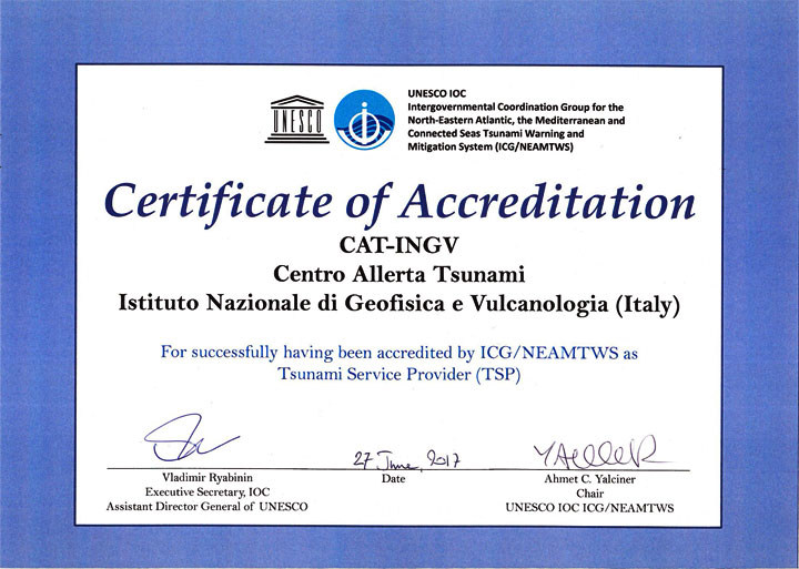 SCANCERTIFICATE ACCREDITATION