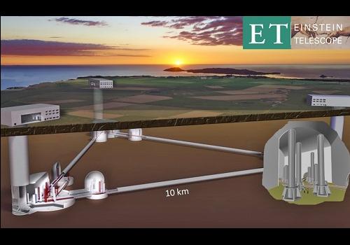 L'Einstein Telescope entra nella roadmap europea delle grandi infrastrutture di ricerca