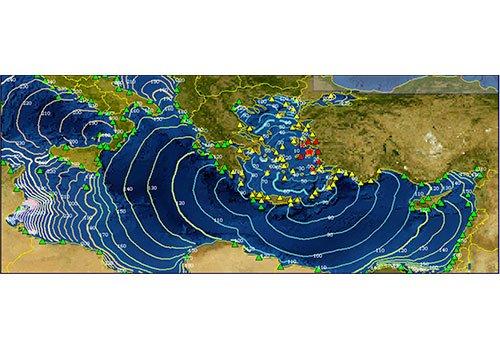Dal monitoraggio dei terremoti all'allerta tsunami nel Mar Mediterraneo