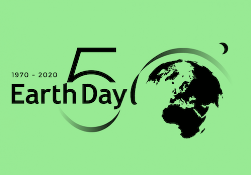 logo giornata della terra