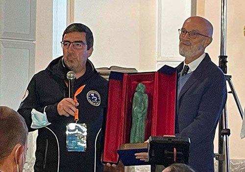 L'Osservatorio Etneo dell'INGV insignito del Premio Zamberletti