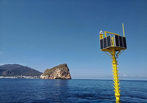 INGV. A Panarea operativo un nuovo sistema di monitoraggio sottomarino